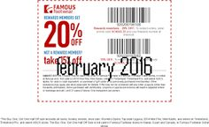 Famous Footwear coupons & Famous Footwear promo code inside The Coupons App. off at Famous Footwear, or online via promo code May Dollar General Couponing, Coupons For Boyfriend, Free Printable Coupons, Love Coupons, Grocery Coupons, Extreme Couponing, Kids Branding, Coupon Organization, Coupon Deals