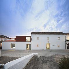 Escuela Hostelería en Antiguo Matadero en Medina Sidonia by Sol89. Finalista Premios FAD 2013