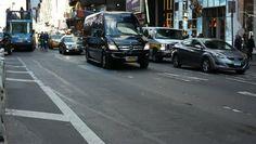 Times-Square-Traffic,-NYC