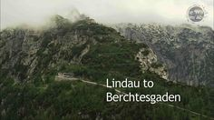 Germany from Above - Spectacular Route from Lindau to Berchtesgaden (HD)   BEAUTIFUL!