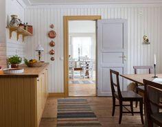 Sugen på att renovera köket i en lantlig stil? Här är fem vackra lantkök att inspireras av!