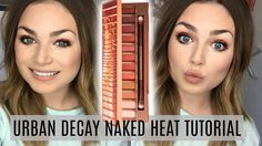 Urban Decay Naked Heat Tutorial (quick & simple!) + My Thoughts on the P...