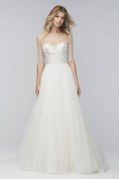 Watters Style Nelly - Debra's Bridal Shop at The Avenues 9365 Philips Highway Jacksonville, FL 32256 (904) 519-9900