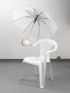 The art of the plastic chair