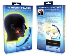 Temporomandibular joint (TMJ) and craniofacial pain self care tool The patented MyoFree® Solution is a self-help system that effectively treats the muscles involved in temporomandibular joint , jaw, headache and atypical face pain using intra-oral tri Tmj Massage, Massage Tools, Referred Pain, Jaw Pain, Trigger Point Therapy, Therapy Tools, Trigger Points, Educational Videos, Muscle Groups