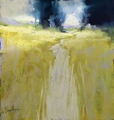 Marla Baggetta, Painting, Pastels, Workshops: Something Special Pastel Landscape, Abstract Landscape Painting, Contemporary Landscape, Landscape Art, Landscape Paintings, Abstract Art, Paintings I Love, Beautiful Paintings, Pastel Paintings
