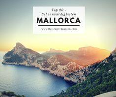 Mallorca - Sehenswürdigkeiten ✔ Interessante Orte und Ausflugsziele für Urlaub auf Mallorca: www.reiseziel-spanien.com/spanische-urlaubsziele/balearen/mallorca/sehenswuerdigkeiten/