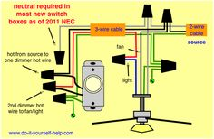 11 best installing a light images electrical wiring, ceiling fan