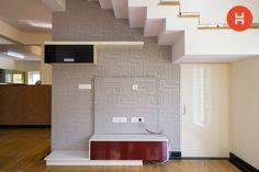 Tv Unit, Bathtub, Entertaining, Interior Design, Entertainment Units, Wall Units, Clever, Home, Ideas