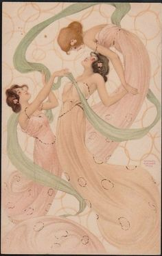 Worshipping Beauty From a Safe Distance-Raphael Kirchner