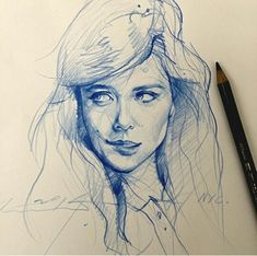 Artofalvin Alvin Chung . Character Sketch / Drawing