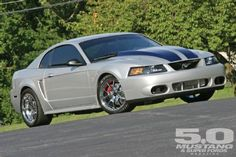 1999 Ford Mustang GT - Silver Metal: In three months, Keith McDermott forged a New Edge GT that's no runner-up.