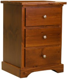 Polo | Mako Wood Furniture Inc. Nightstand In Maple