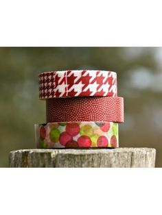 Tape Red (3 rollen) #gifts #myhomeshopping
