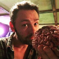 Michael J Bassett and his brain directing Ash vs Evil Dead season 2