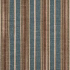 Classy designer fabric perfect for upholstery from the 'Henley' design style range by Sanderson Sanderson Fabric, Painted Rug, Beautiful Textures, Fabric Wallpaper, Blue Design, Natural Linen, Fabric Design, Upholstery, Weaving