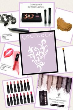 Your face has never been so spoiled! I'm excited to introduce you to the very latest Younique cosmetics that cover your basics and put a twist on your daily routine.