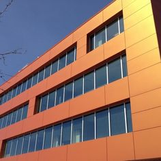 Alucobond Wall Panels by Keith Panel Systems - Pacific Erectors