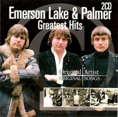 Emerson Lake and Palmer / Greatest Hits