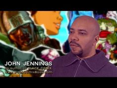 Black Sci-Fi.com had an opportunity to sit down with John Jennings, the co-creator of Black Comix: African American Independent Comics, Art and Culture, to talk about his book.