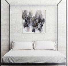 By artist Emma Thomas Bedroom Inspo Thomas Bedroom, Face Reveal, Hot And Humid, Flat Bed, Framed Prints, Canvas Prints, Minimalist Bedroom, Floating Frame, Bedroom Inspo