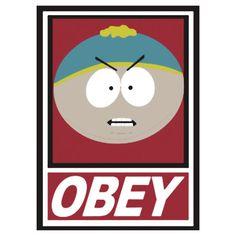 Obey Cartman  by javanew