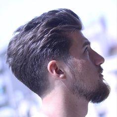 Fashionable Mens Haircuts. : The Taper Haircut Men's Hairstyle TrendsFacebookGoogle InstagramPinterestT