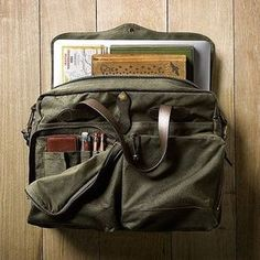 72 Hour Briefcase by Filson. In my efforts to effect a transatlantic old  school vibe Filson is one of my staples. Indestructable and develops with  age. a4cc8b9a9c0c3