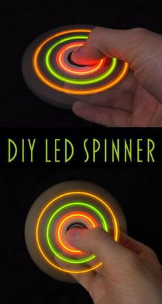 DIY LED Spinner: 7 Steps (with Pictures)