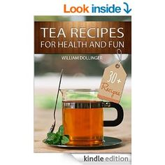 Dear friends, Our fun and quick tea recipes book will be free of charge on Amazon starting Oct.21 till Oct. 25.  http://www.amazon.com/dp/B00ON3Z3SO  Enjoy