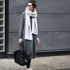 Stijlvolle herfst/winter outfit