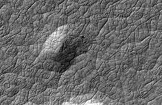 Resembling corkscrew snail shells, these interesting patterns are actually rare lava flows seen for the first time on Mars. NASA's HiRISE spacecraft, currently in orbit around Mars, spotted the formations in an area called Athabasca Valles, a tear-shaped landform thought to have been created by catastrophic flooding.    Such coils are occasionally seen on Earth, mostly in the ropey pahoehoe lava flows on the Big Island of Hawaii or in the submarine Galapagos Rift on the bottom of the Pacific.