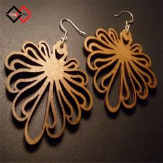 Shijiazhuang Laser Cut Wood Art Deco Design Earrings - Buy Wood Earrings,Wooden Carved Earring,New Design Earrings Product on Alibaba.com