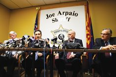 Joe Arpaio Let Cases Of Sex Abuse Languish - - Late 2005 to October 2007 was not a good time to be raped or molested in El Mirage. During that time, the town had signed a contract to pay the Maricopa County Sheriff's Office $3.6 million for police services. But Sheriff Joe Arpaio didn't use the money to bolster his...