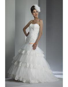 Elegant & Luxe Voorjaar Rits Bruidsmode 2014