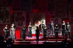 La reina de corazones, un desfile secreto y todos los millennials de moda: así es Dolce&Gabbana SS18