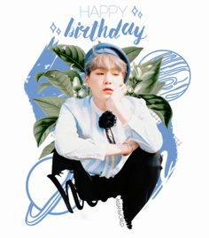 DeviantArt is the world's largest online social community for artists and art enthusiasts, allowing people to connect through the creation and sharing of art. Bts Happy Birthday, Birthday Icon, Min Yoongi Birthday, Happy Birthday Wallpaper, Bts Birthdays, Graphic Artwork, Bts Aesthetic Pictures, Bts Playlist, Bts Chibi