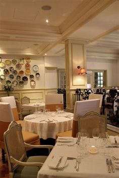 The Monarch Dining Room