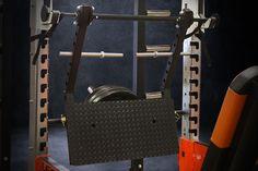 Performance Series Stealth Leg Press MODEL #7015 by Legend Fitness