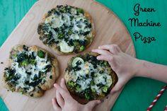 Green Machine Pizza