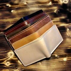 Choices!!!! What color is your next bifold.