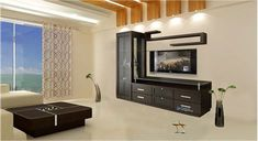 Picture of Ellis TV and Cabinet Unit