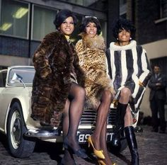 Diana Ross and the Supremes .