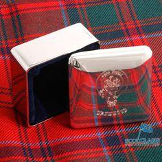 Drummond Clan Crest Trinket Box