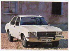 Opel Rekord 2100 D