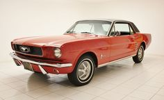 Online veilinghuis Catawiki: Ford Mustang Coupé - 1965