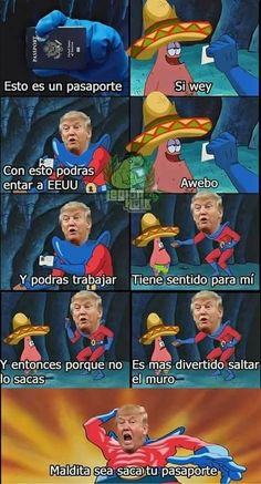 Read 13 from the story El Libro De Los Momos 3 by -Un-Ser-Diferente- (Suzette ✨) with reads. Best Memes, Dankest Memes, Funny Images, Funny Photos, Mexican Memes, Funny Spanish Memes, Stupid Memes, Funny Comics, Haha