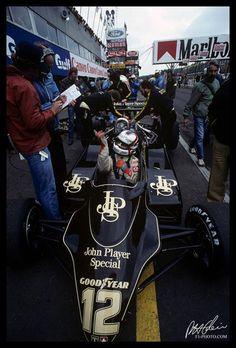 Nigel Mansell, Lotus-Ford Grand Prix of Belgium,. Nigel Mansell, Lotus-Ford Grand Prix of Belgium,… Indy Car Racing, Racing Car Design, Indy Cars, F1 Lotus, Nigel Mansell, Belgian Grand Prix, Classic Race Cars, Gt Cars, F1 Drivers