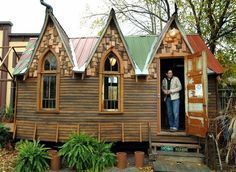 the new yorker tiny houses - Google Search