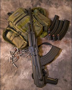 AK47U Loading that magazine is a pain! Excellent loader available for your handgun Get your Magazine speedloader today! http://www.amazon.com/shops/raeind